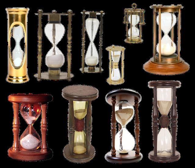 Hourglass, Time, Sand, Clock, Flask, Glass