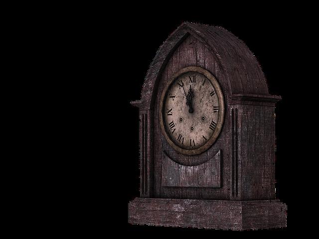 Clock, Time, Grandfather Clock, Kaminuhr, Wood