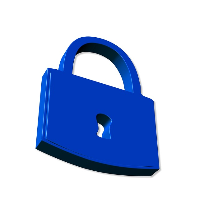 Castle, Security, Closed, To, Locked, Lock, Close, Blue
