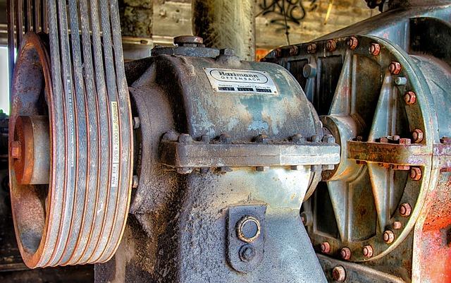 Motor, Drive, Technology, Mechanics, Machine, Close Up