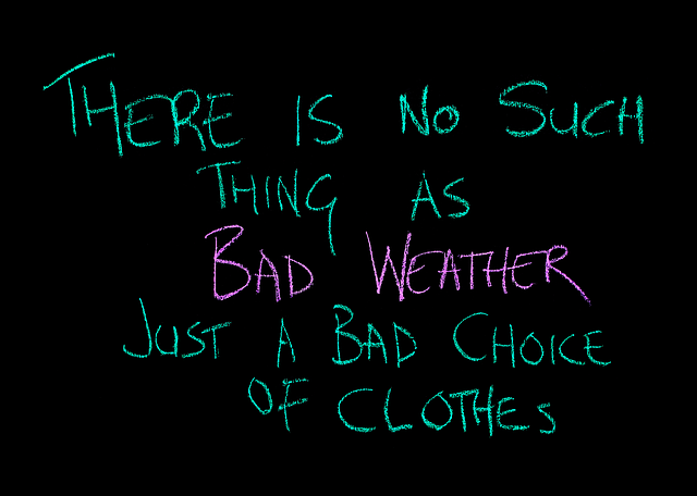 Weather, Clothes, Bad, Choice, Clothing, Season