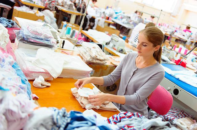 Shop, The Seamstress, Factory, Sew, Thread, Clothing