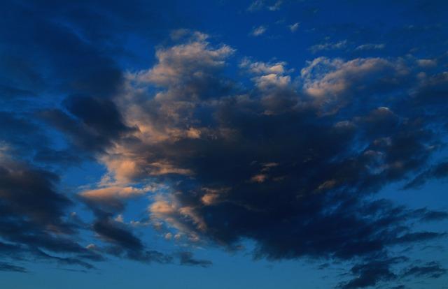 Cloud, Cold Front, Sky