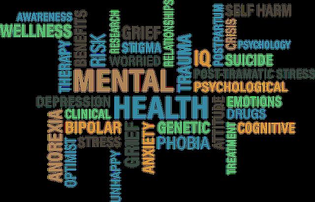 Mental, Health, Mental Health, Cloud, Anxiety