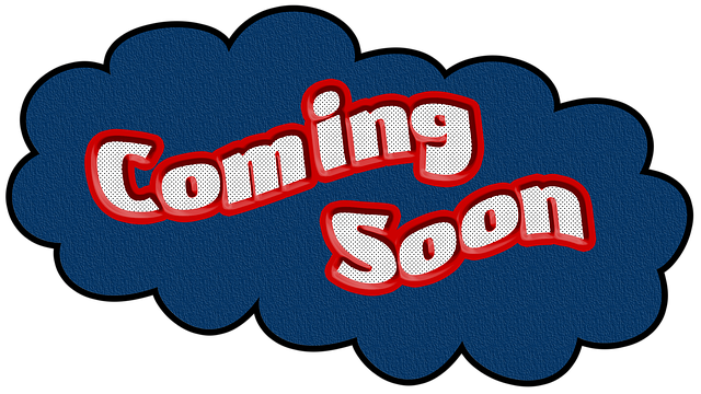 Coming Soon, Cloud, Burst, Business, Sell, Sale