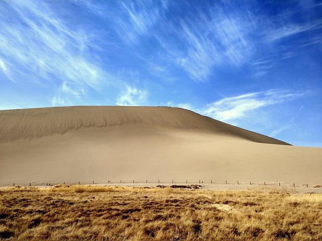 Cloud, Blue Sky, Hoang Sa, Sand Mountain, Wind