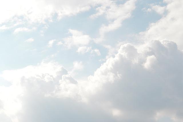 Clouds, Sky, Bright, Daylight, Light, Sunny, Cloudy