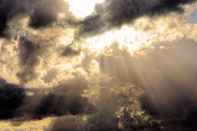 Sky, Clouds, Dark Clouds, Covered Sky, Clouds Form