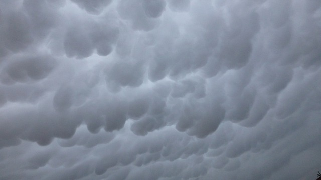 Clouds, Sky, Weather, Cold Front, Cumulus