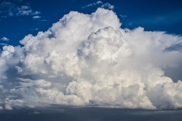 Clouds, Cumulus, Sky, Nature, Weather, Air, Cloudscape
