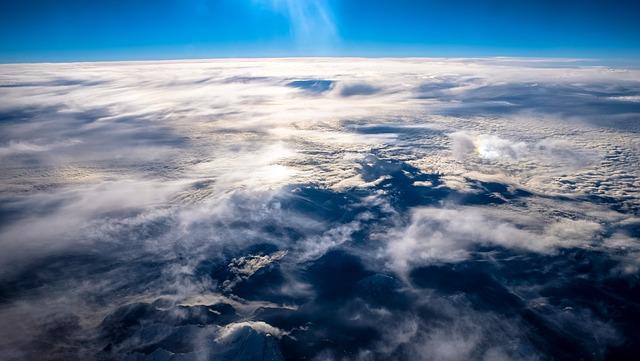 Clouds, Cloudscape, Sea Of Clouds, Sky
