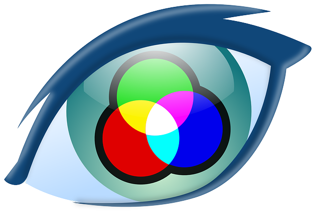 Eye, Seeing, View, Colors, Cmyk, Colour, Css, Display