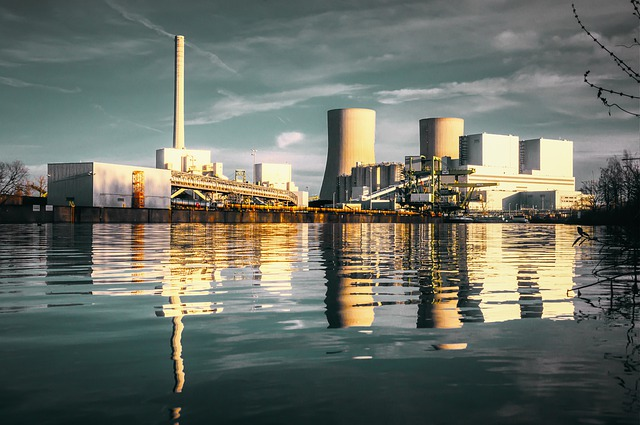 Power Plant, Energy, Coal Fired Power Plant