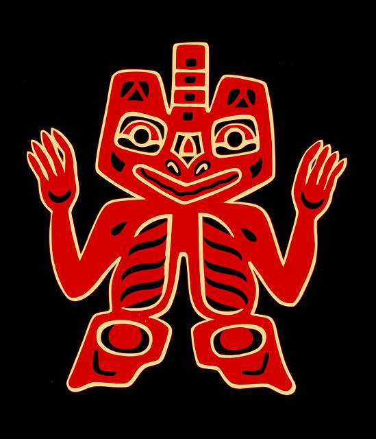 Alaskan, America, Animal, Art, Character, Coast Art