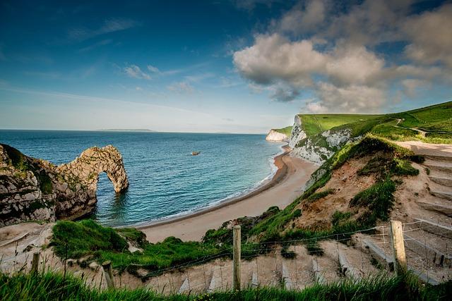Sea, Cornwall, Coast, Coastline, Water, Blue, Beach