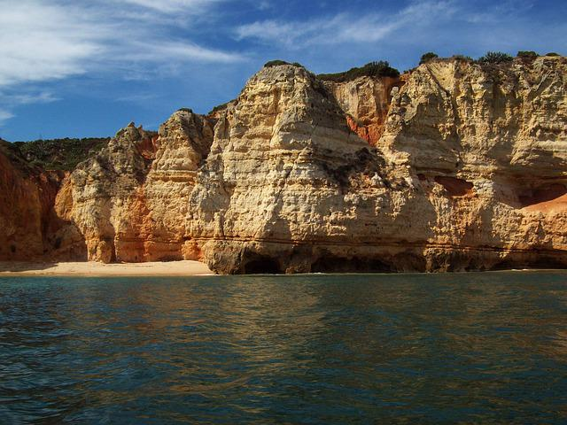 Portugal-west Coast, Nature, Grotto, Geology, Coast