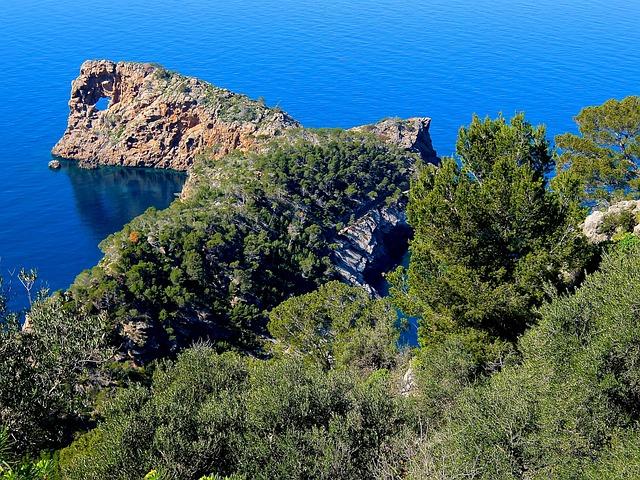 Mediterranean, Water, Corsica, Holiday, Romantic, Coast