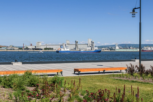 Waters, Sea, Port, Travel, Coast, Lawrence, Canada