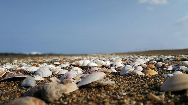 Natural, Landscape, Sky, Sea, Beach, Coast, Stone, Sand