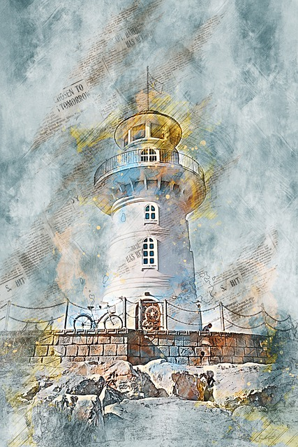 Lighthouse, Building, Architecture, Beacon, Sea, Coast