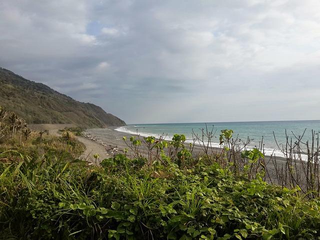 Coast, Hai Bian, Sea