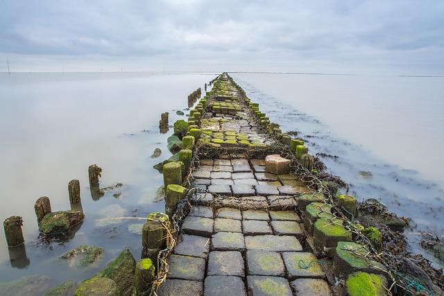 Waters, Nature, Travel, Sea, Sky, Coast, Stone, Rock