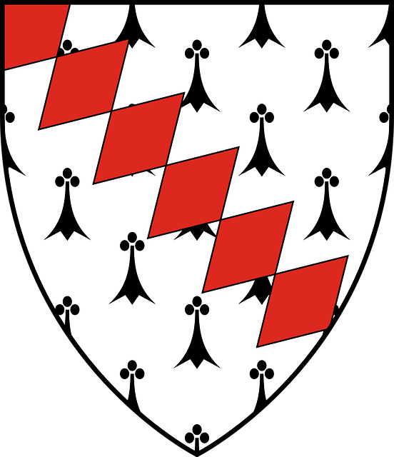 Stavele, Guillaume, Heraldry, Coats, Arms, Attributs
