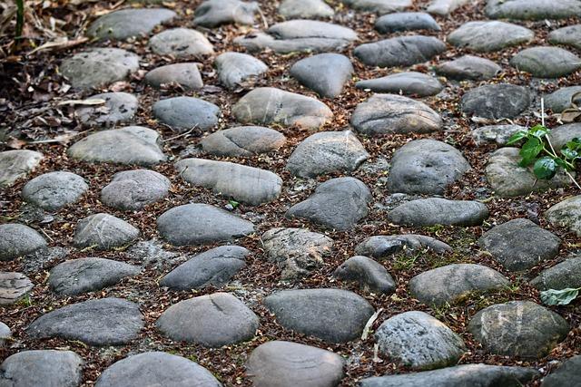 Cobble Stones, Cobbles, Stone, Footpath, Path, Cobbled