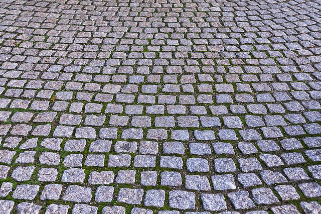 Cobblestones, Paving Stones, Patch, Paved, Background