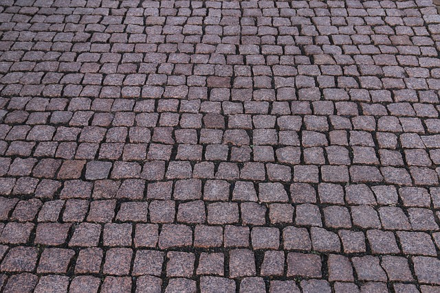 Stones, Paving Stones, Cobblestones, Patch, Floor, Road