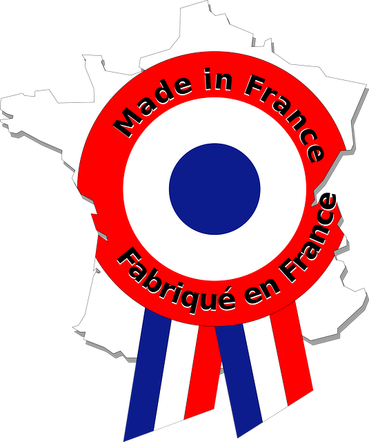 France, Cockade, Roundel, Made In France, Made