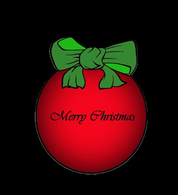 Bauble, Cockapoo, Ornament, Christmas, Merry Christmas