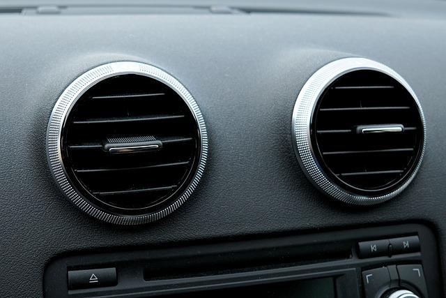 Audi, Cockpit, Vehicle, Pkw, Silver, Auto, Ventilation