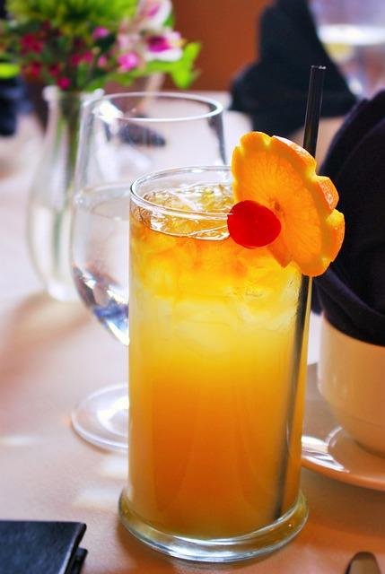 Cocktail, Drink, Beverage, Juice, Fresh, Sweet, Summer