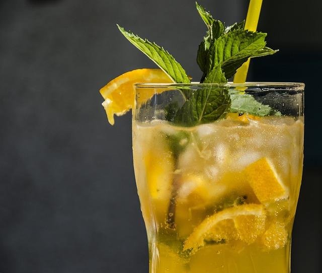 Drink, Summer, Cocktail, Refreshment