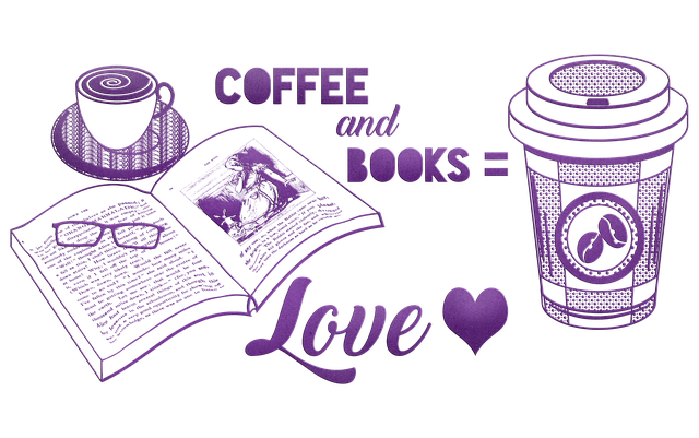 Coffee And Books, Coffee, Book, Glasses, Reading, Home