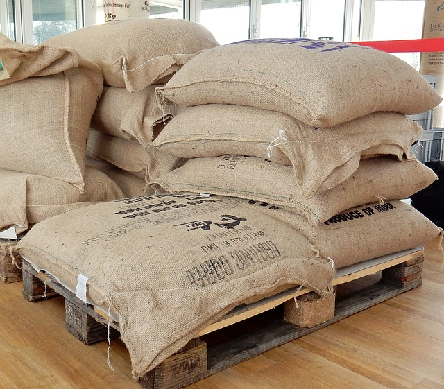 Coffee, Coffee Bag, Coffee Bags, Roasting, Bags, Stack