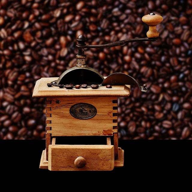 Grinder, Coffee, Coffee Beans, Delicious, Enjoy