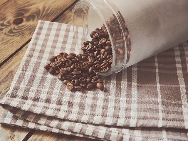 Coffee, Grain, Coffee Beans, Drink Coffee, Drink, Fried