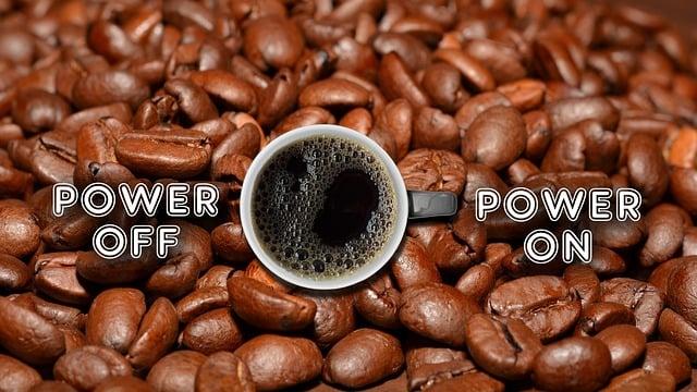 Turn On, Turn Off, Coffee, Coffee Beans, Roasted, Aroma