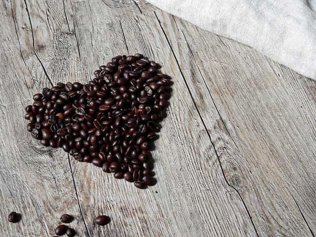Coffee, Coffee Beans, Beans, Caffeine, Roasted
