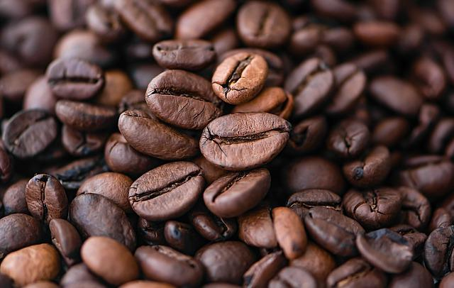 Coffee, Caffeine, Roasted Coffee Beans, Coffee Beans