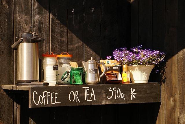 Still Life, Reykjavik, Coffee, Tee, Break, Decor