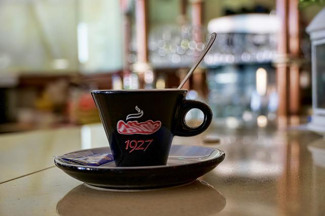 Espresso, Italian Cafe, Coffee, Cafe, Caffeine, Italy