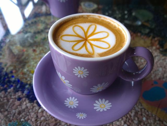Coffee, Chingjing, Margaret Purple House Restaurant