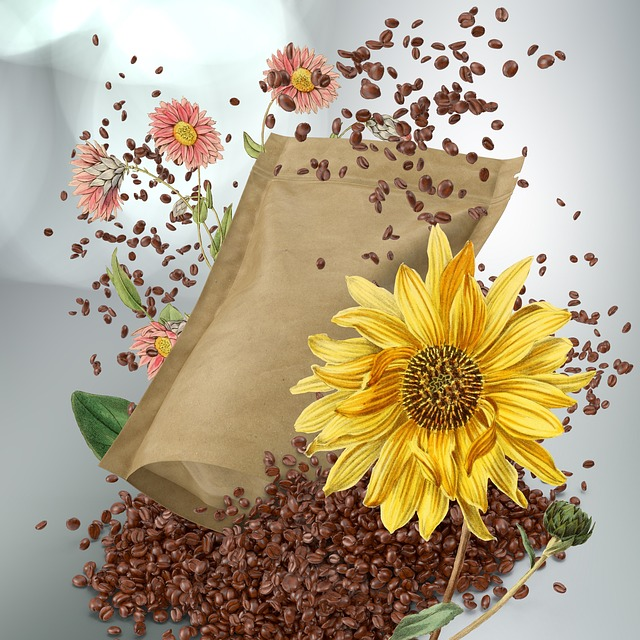 Coffee, Morning, Coffee Beans, Flower, Plant
