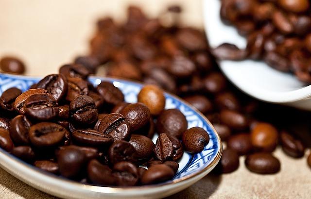 Coffee, Coffee Beans, Grain Coffee, Roasted Coffee