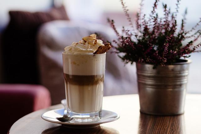 Blur, Cappuccino, Chocolate, Close-up, Coffee, Cream