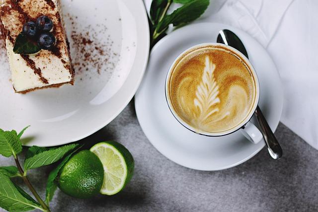 Cake, Cappuccino, Ceramic, Coffee, Cup, Dessert, Food