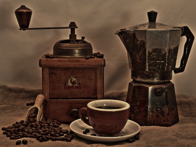 Coffee, Coffee Cup, Grinder, Cup, Coffee Foam